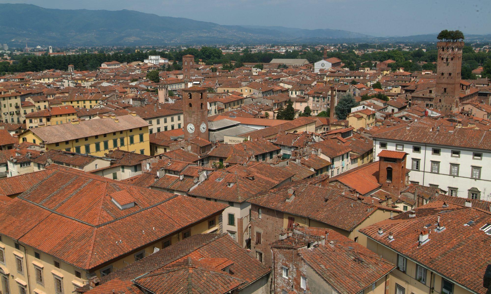 Se Toscana og Lucca
